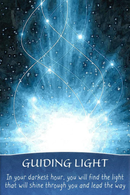 Guiding Light Oracle Cards screenshot 2