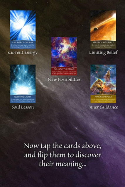 Guiding Light Oracle Cards screenshot 5