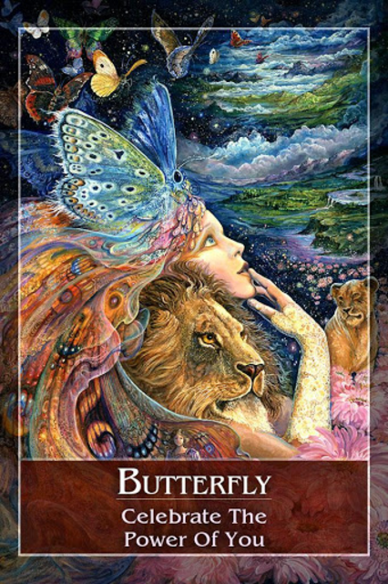 Mystical Oracle Cards screenshot 12