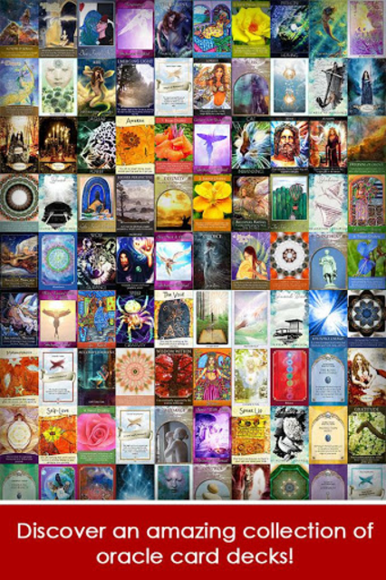 Indie Goes Oracle Cards Collection screenshot 1