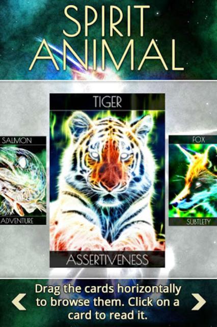 Spirit Animal Oracle Cards screenshot 4
