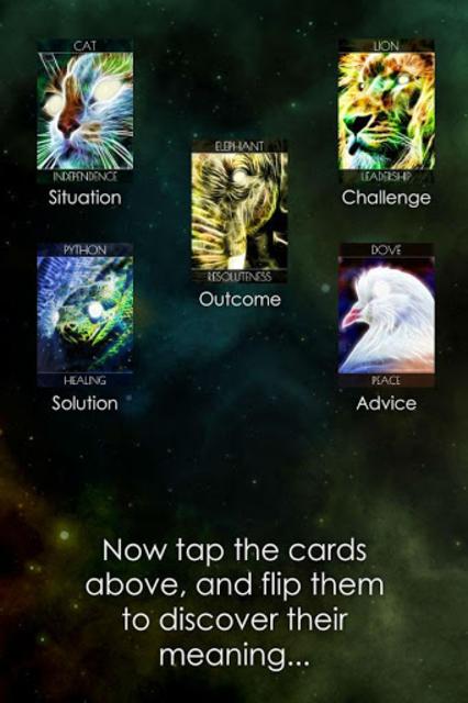 Spirit Animal Oracle Cards screenshot 5