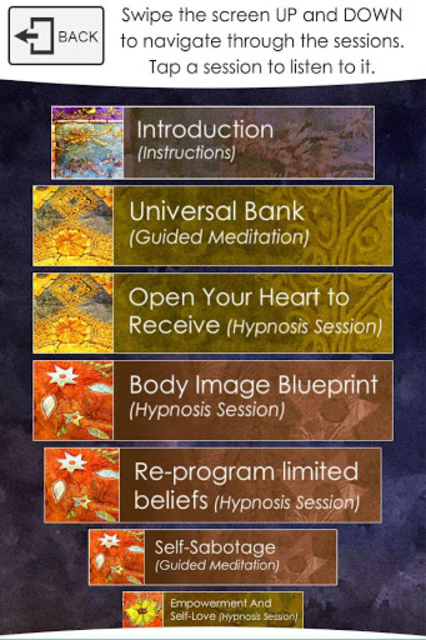 Spiritual Coaching Meditations screenshot 2