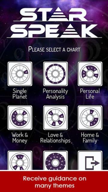 Starspeak Astrology Oracle screenshot 3