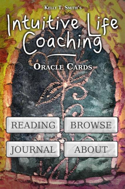 Intuitive Life Coaching Oracle screenshot 1
