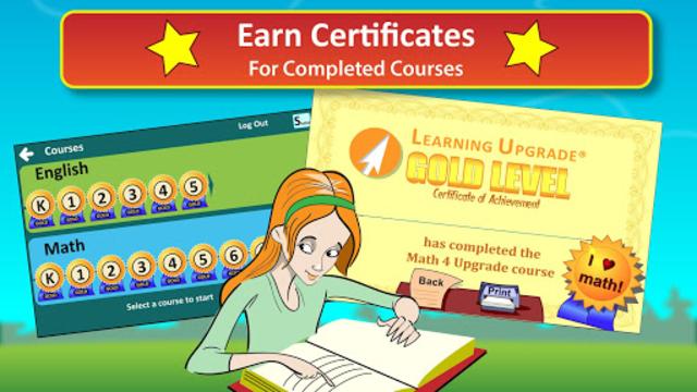 Learning Upgrade screenshot 5