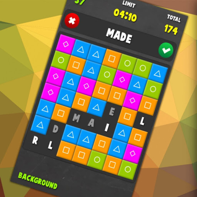 Puzzle Words PRO screenshot 4