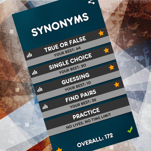 Synonyms PRO screenshot 8