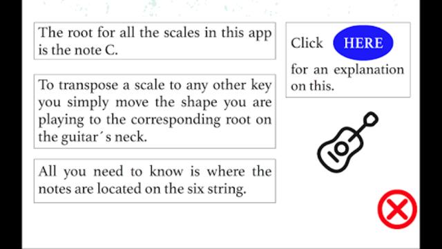 Guitar Scales PRO screenshot 3