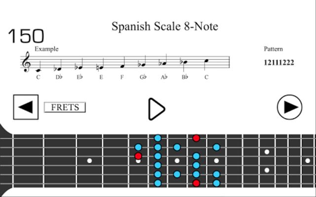 Guitar Scales PRO screenshot 24
