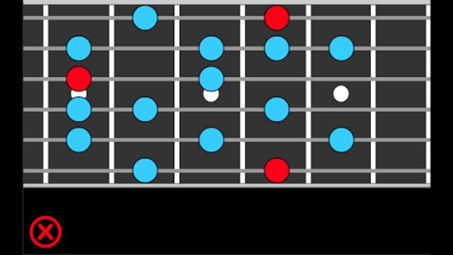 Guitar Scales PRO screenshot 5