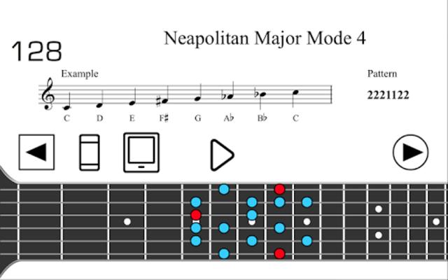 Guitar Scales PRO screenshot 10