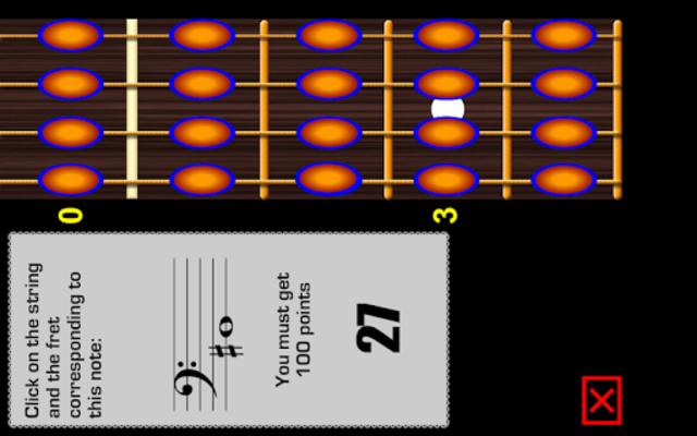 Bass Guitar Notes PRO screenshot 3