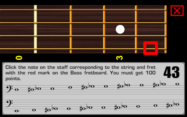 Bass Guitar Notes PRO screenshot 12