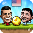 Icon for ⚽Puppet Soccer 2014 - Big Head Football 🏆