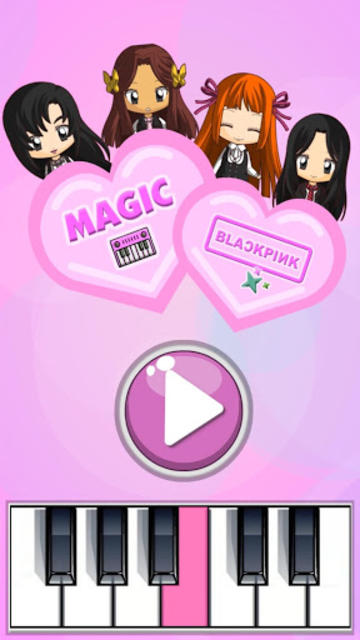 Magic Tiles - Blackpink Edition (K-Pop) screenshot 1