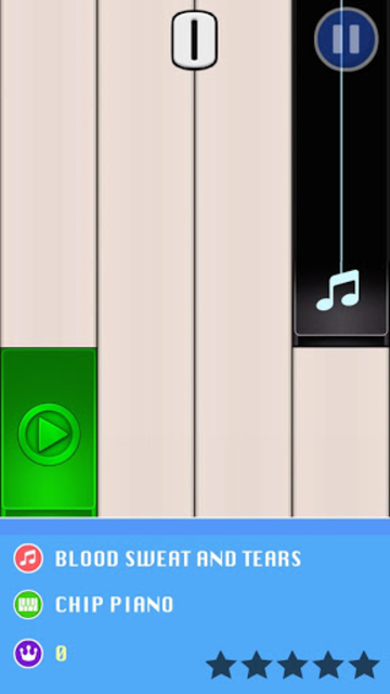 Magic Tiles - BTS Edition (K-Pop) screenshot 9