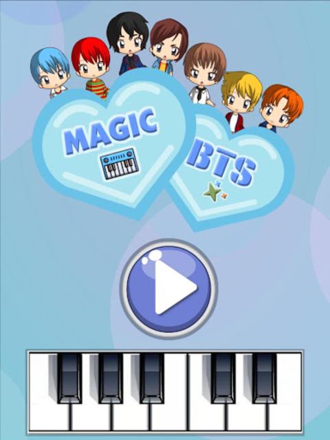 Magic Tiles - BTS Edition (K-Pop) screenshot 11