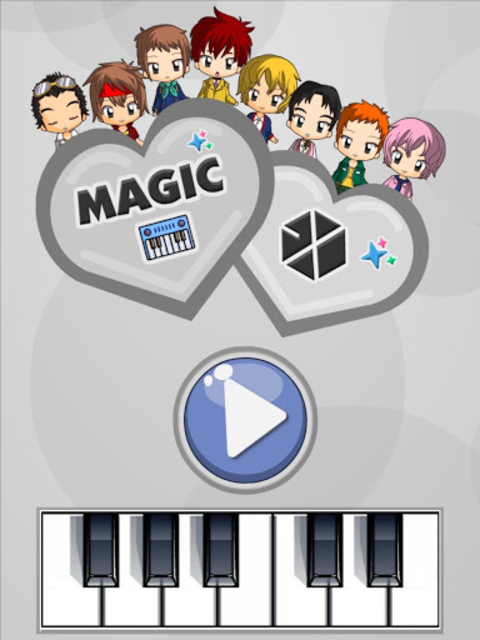 Magic Tiles - EXO Edition (K-Pop) screenshot 11