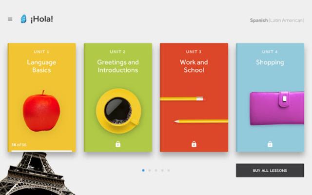 Rosetta Stone: Learn Languages screenshot 13
