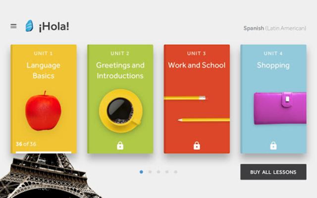 Rosetta Stone: Learn Languages screenshot 19