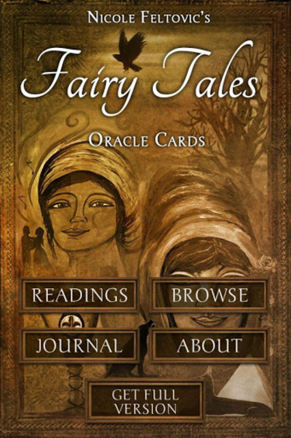 Fairy Tales Oracle Cards screenshot 1