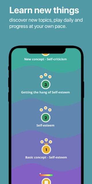 GGDE: Prevent & Beat Depression Symptoms screenshot 5