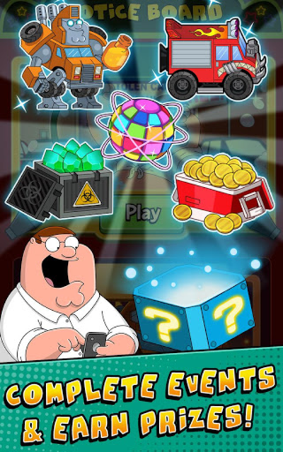 Family Guy- Another Freakin' Mobile Game screenshot 16
