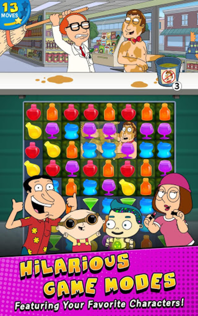 Family Guy- Another Freakin' Mobile Game screenshot 20