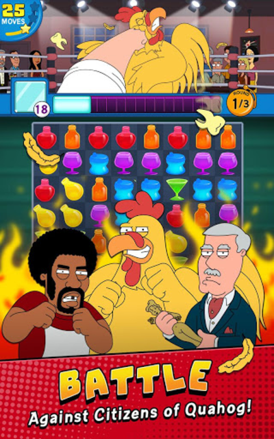 Family Guy- Another Freakin' Mobile Game screenshot 21