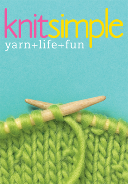 Knit Simple Magazine screenshot 1