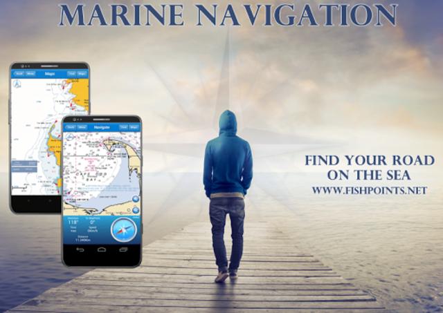 Marine Navigation Lite screenshot 1