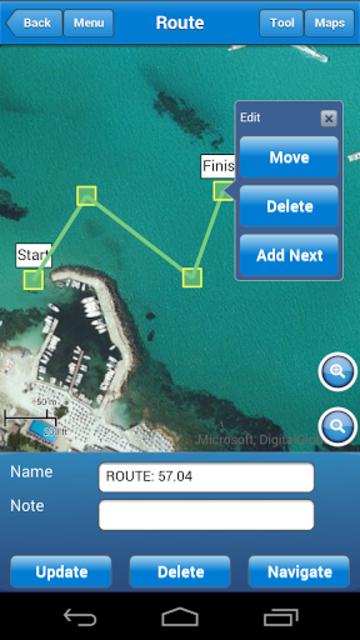 Marine Navigation Lite screenshot 6