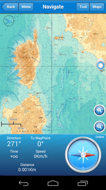 Marine Navigation Lite screenshot 18