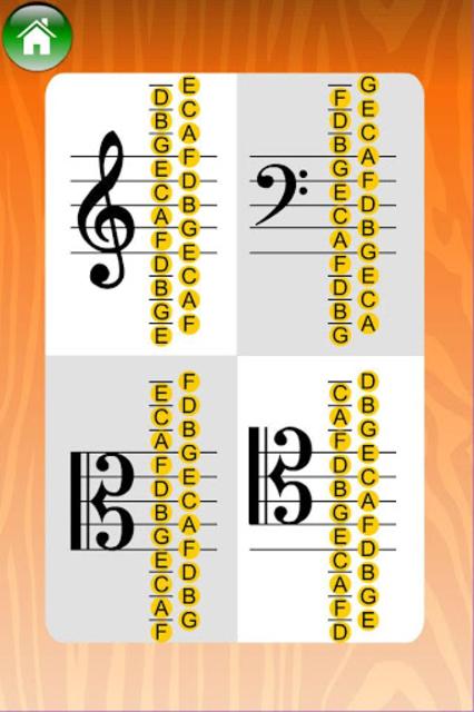 Note And Key Signature Trainer screenshot 8