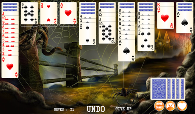 Spider Solitaire screenshot 3