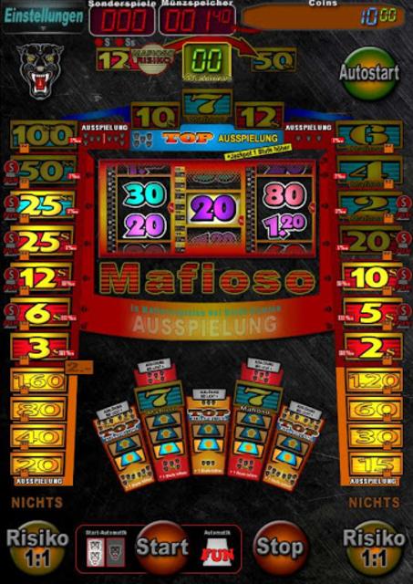 """""""Mafioso"""" von Sonderspiele screenshot 1"""