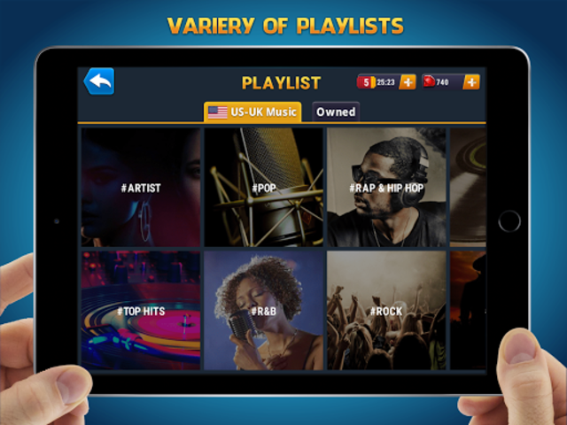 Song Arena - Guess The Song Multiplayer screenshot 8