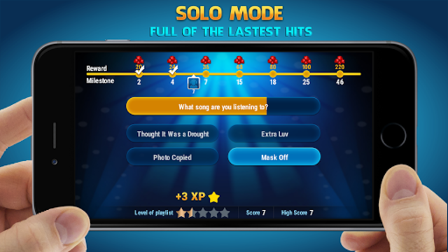 Song Arena - Guess The Song Multiplayer screenshot 2