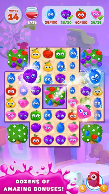 Fruity Jam Adventures screenshot 2