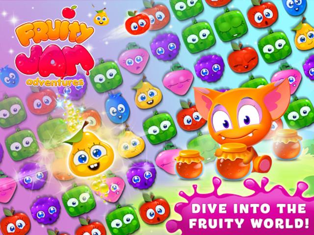 Fruity Jam Adventures screenshot 11