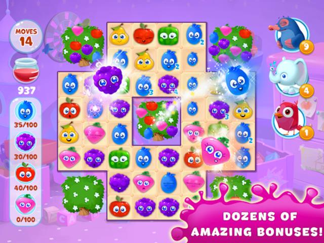 Fruity Jam Adventures screenshot 12