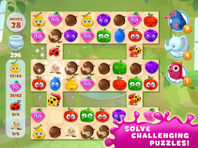 Fruity Jam Adventures screenshot 13