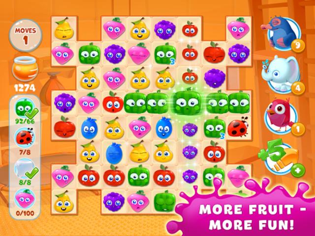 Fruity Jam Adventures screenshot 14