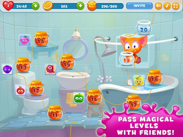 Fruity Jam Adventures screenshot 15