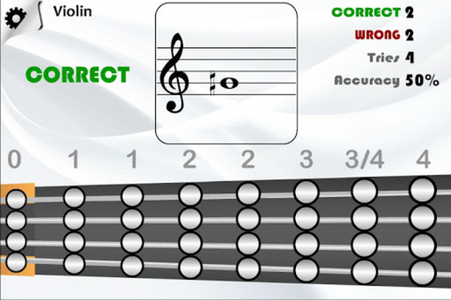 Orchestral String Notes Study screenshot 1