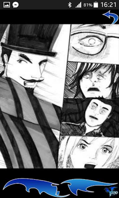 Comic Cs Tanos screenshot 3