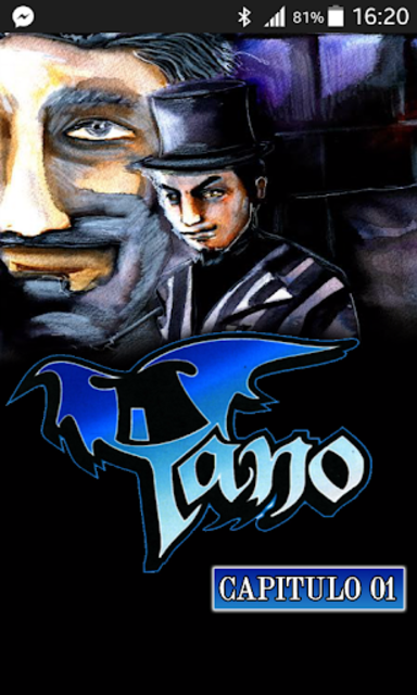 Comic Cs Tanos screenshot 4