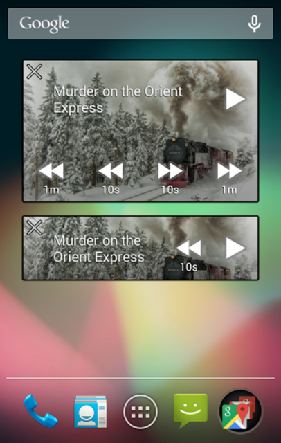 Smart AudioBook Player screenshot 8
