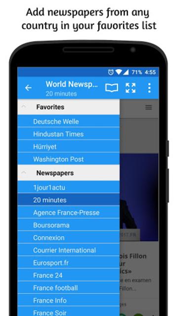 World Newspapers screenshot 1